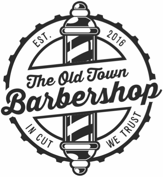 Logo The Old Town Barbershop